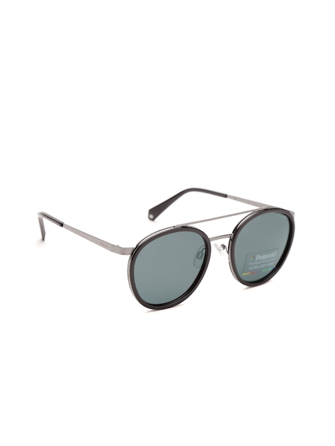 Polaroid Women Polarised Oval Sunglasses 6032/S 807 53M9