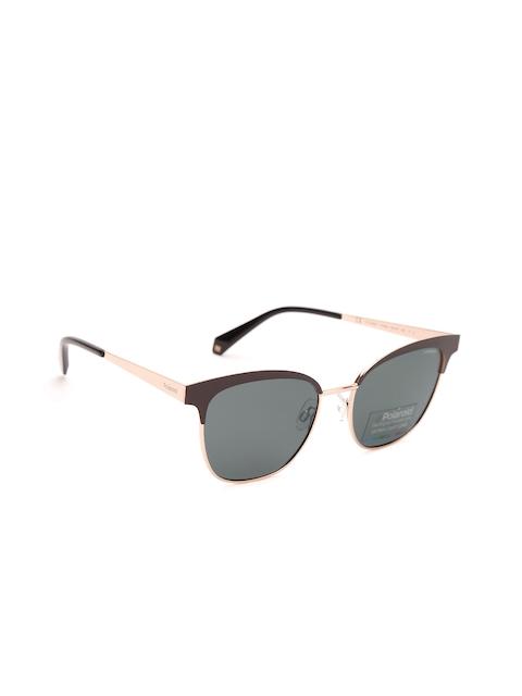 Polaroid Women Polarised Cat-Eye Sunglasses 054/S 2O5 60UC