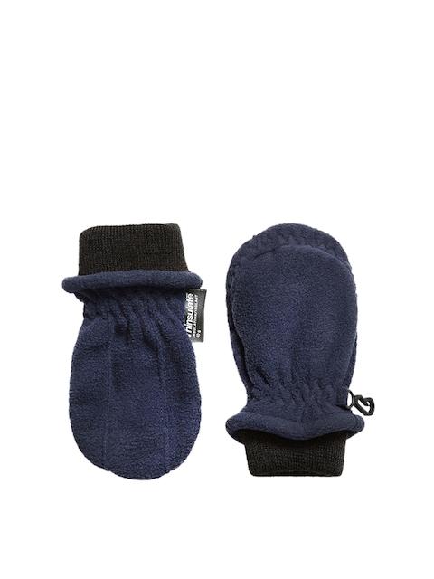 next Boys Blue Fleece Gloves