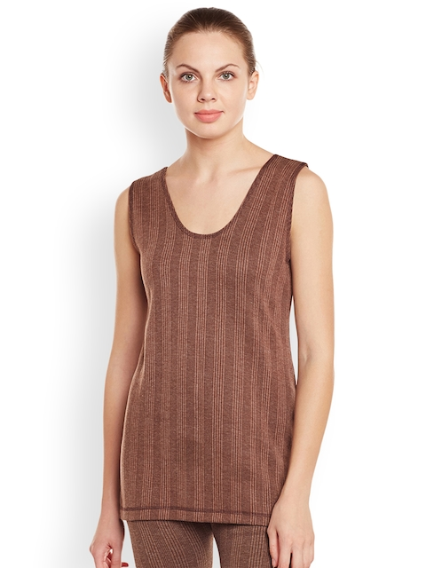 VIMAL Brown Thermal Top
