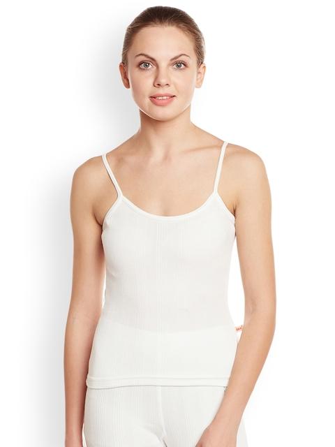 VIMAL White Thermal Cami Top