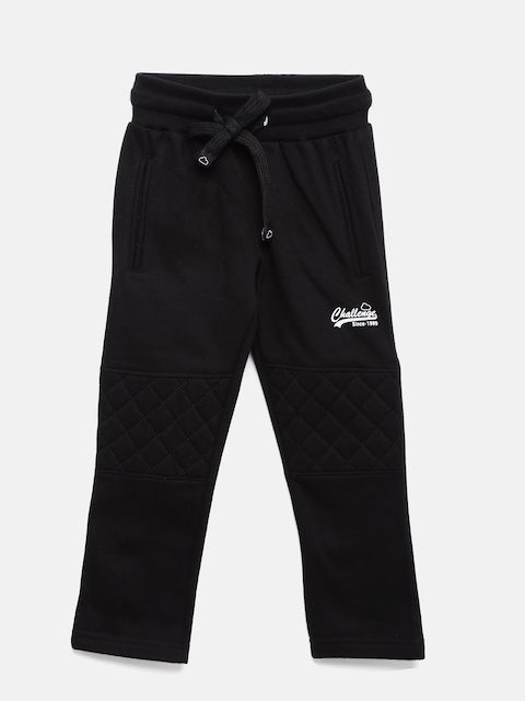 SDL by Sweet Dreams Boys Black Lounge Pants