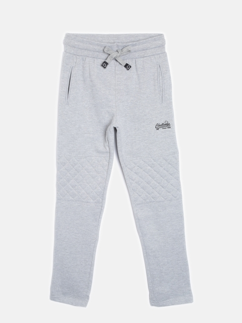 SDL by Sweet Dreams Boys Grey Melange Lounge Pants BP-5855G7