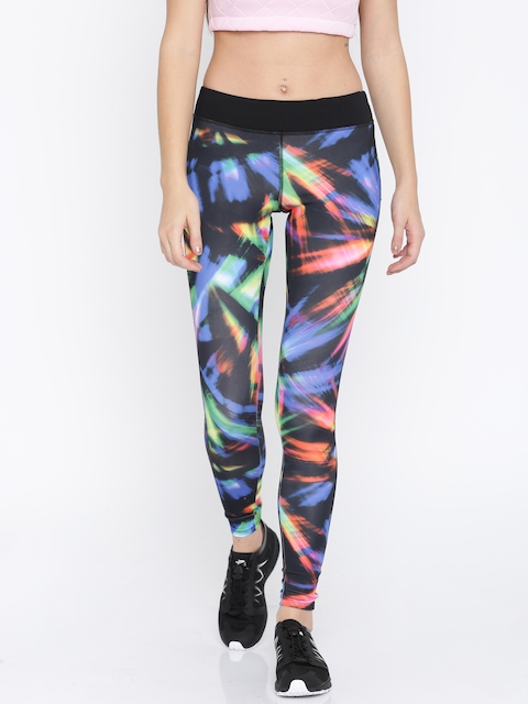 FOREVER 21 Multicoloured Tights