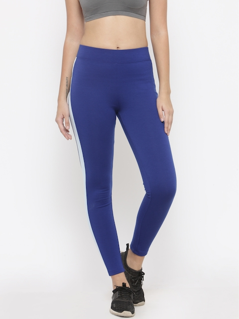 FOREVER 21 Blue Tights