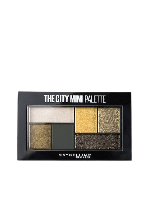 Maybelline City Mini Palette Urban Jungle Eyeshadow