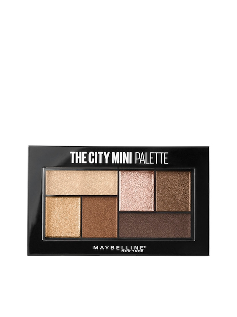 Maybelline The City Mini Palette Rooftop Bronzes Eye Shadow 72P80W