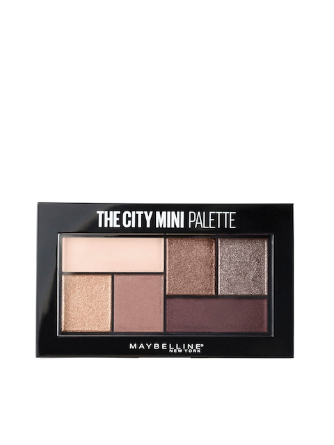 Maybelline The City Mini Palette Chill Brunch Neutrals Eyeshadow