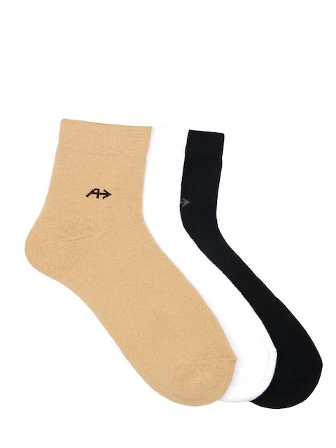 Arrow Men Pack of 3 Ankle-length Socks