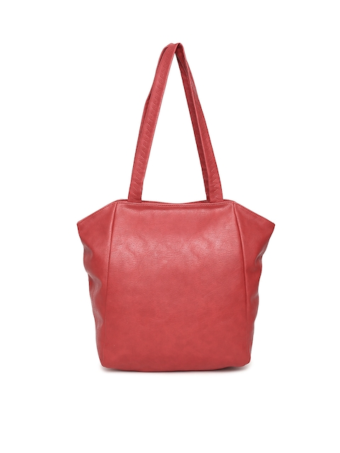 Baggit Red Solid Shoulder Bag
