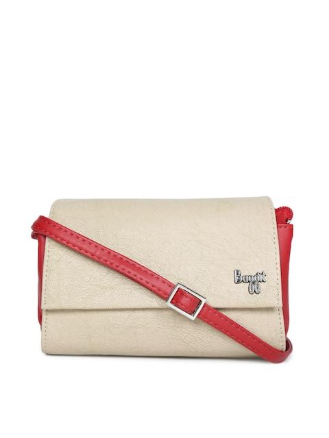 Baggit Beige Sling Bag