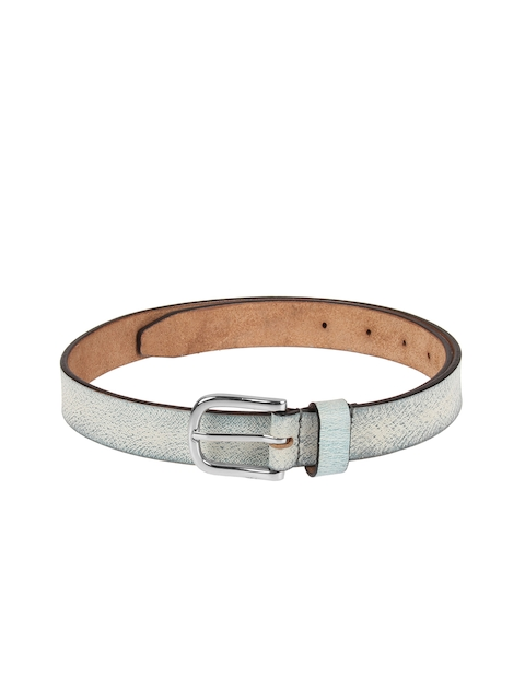 Aditi Wasan Women Blue Solid Belt