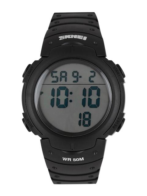 Skmei Men Black Digital Watch 1068BK