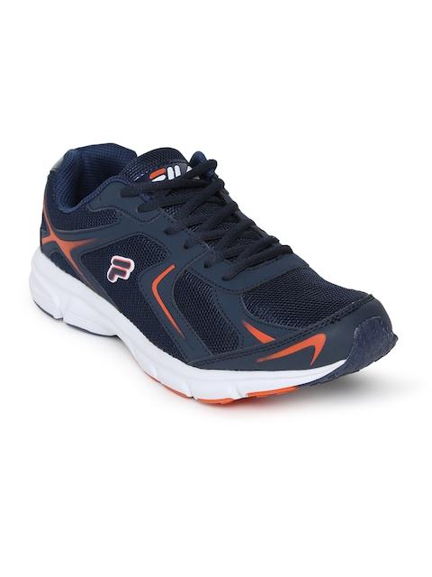 FILA Men Navy Blue FORCE LITE Running Shoes