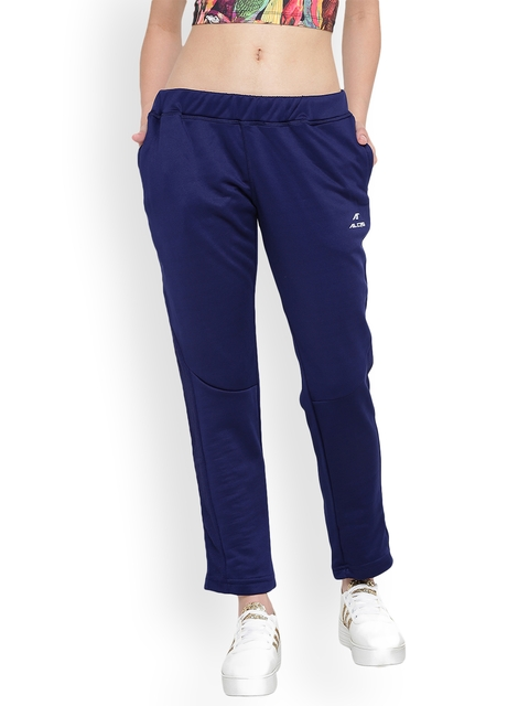 Alcis Women Navy Track Pants