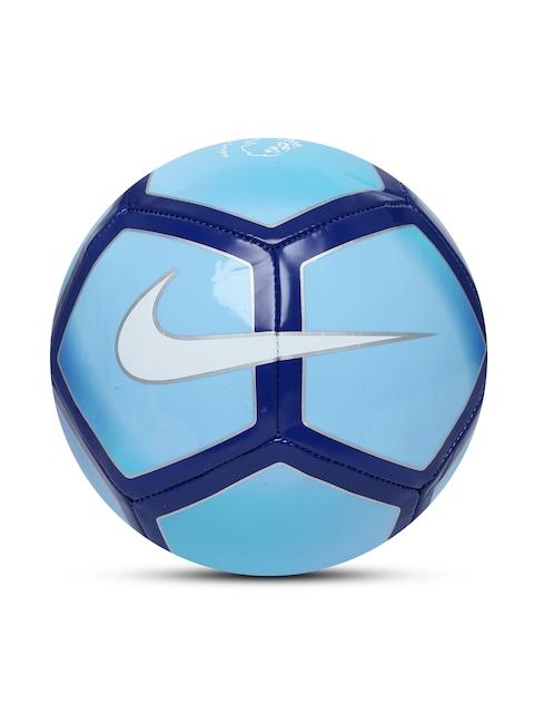 Nike Unisex Blue PL NK PTCH Printed Football