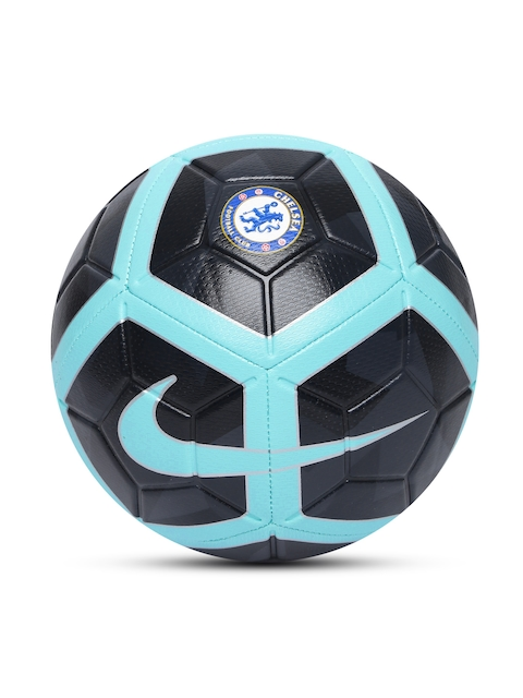 Nike Unisex Black & Blue CFC NK STRK Printed Football