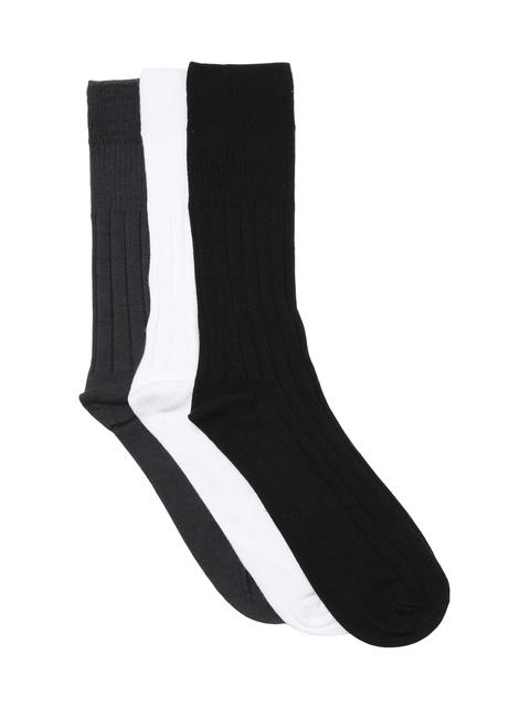 Alvaro Castagnino Men Pack of 3 Above Ankle Socks