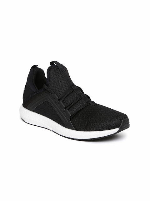 Puma Women Black Mega NRGY Running Shoes