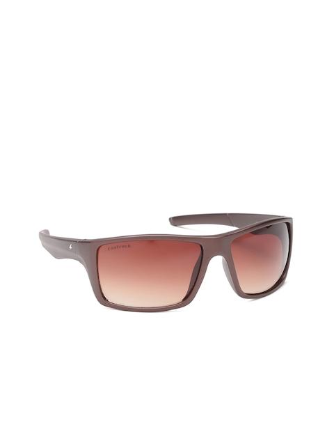 Fastrack Men Sports Sunglasses P389BR1