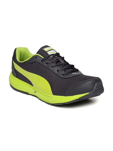 Puma Men Grey Reef Fashion DP Running Shoes  available at myntra for Rs.1979