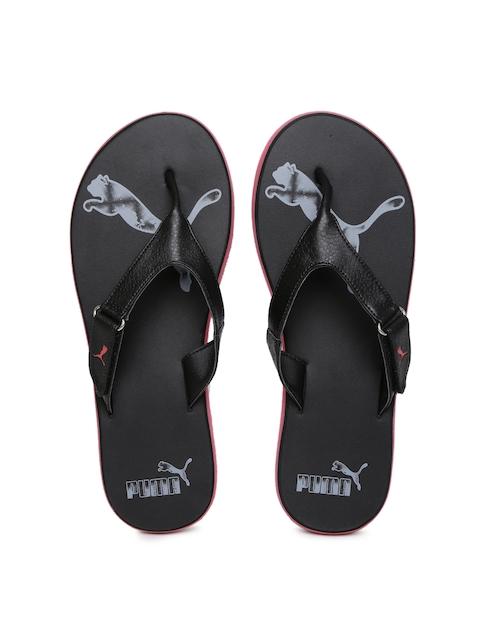 10999b3f8bc29 ... 10 UK top  Puma Men Black Printed Sandals quality products e5be7 f421f  ...