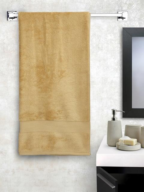 Portico New York Tan Brown Cotton 550 GSM Bath Towel