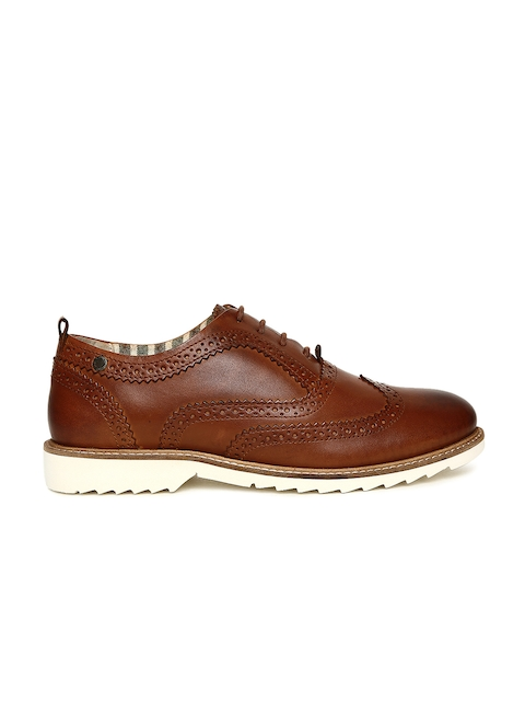 Jack & Jones Men Brown Derbys