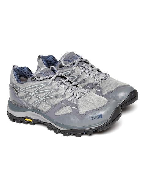 The North Face Women Grey Hedgehog Fastpack GTX (EU) Hiking Shoes