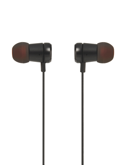 JBL Unisex Black In-Ear Headphones T290