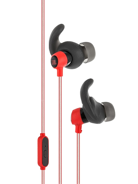 JBL Unisex Harman Red Reflect Mini Wired In-Ear Sport Headphones JBLREFMINIRED