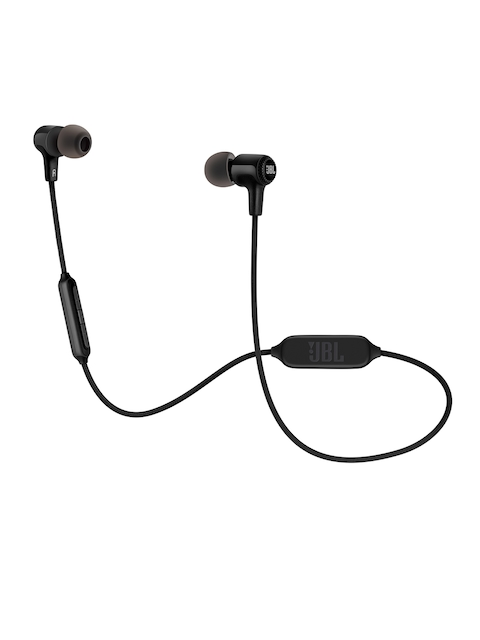 JBL Black In-Ear Wireless Headphones E25BT