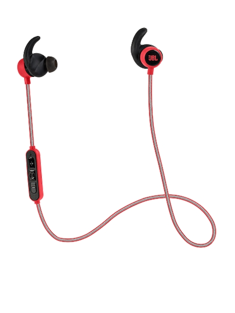JBL Unisex Red Wireless In-Ear Headphones REFMINIBT