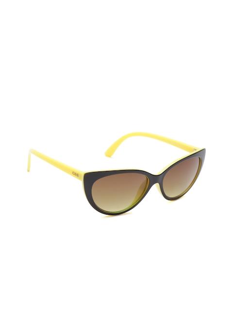 I DEE Women Cateye Sunglasses EC10