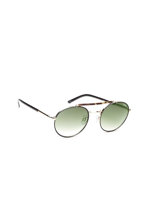 I DEE Unisex Oval Sunglasses EC155