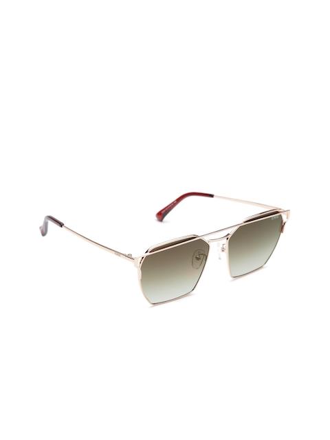 I DEE Unisex Square Sunglasses EC201