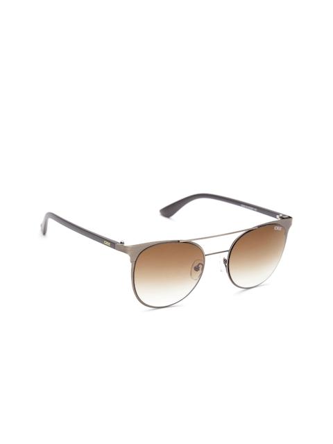 I DEE Unisex Oval Sunglasses EC207