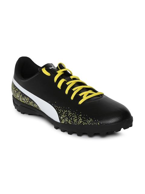 Puma Men Black Truora TT Football Shoes