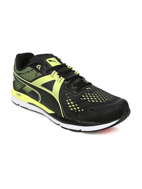 Puma Men Black Speed 600 IGNITE Running Shoes