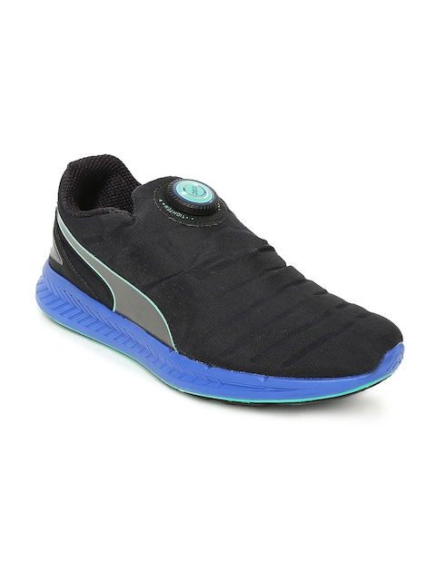 Puma Women Black Ignite Disc Running Shoes