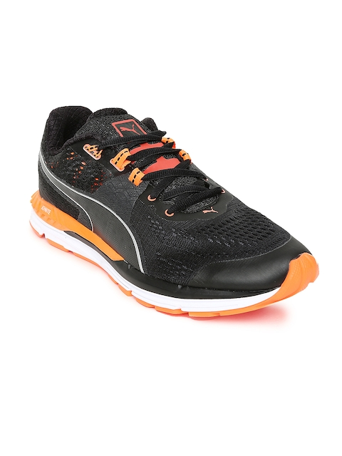 Puma Women Black Speed 600 IGNITE Running Shoes