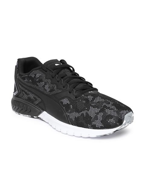 Puma Men Black IGNITE Running Shoes