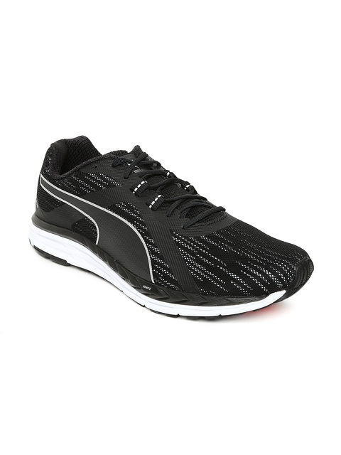 Puma Women Black Speed 500 IGNITE NIGHTCAT Running Shoes