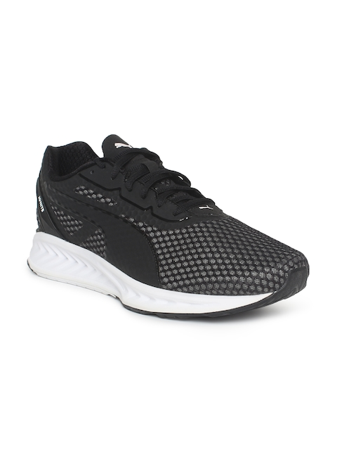 Puma Women Black IGNITE 3 Running Shoes