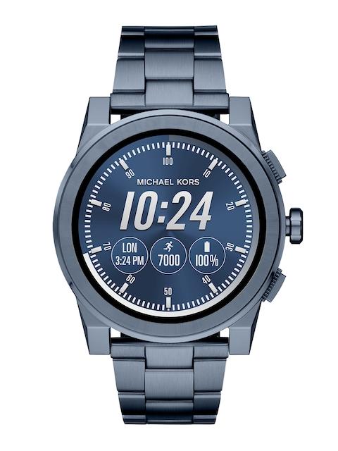 Michael Kors Access Men Navy Smart Watch MKT5028