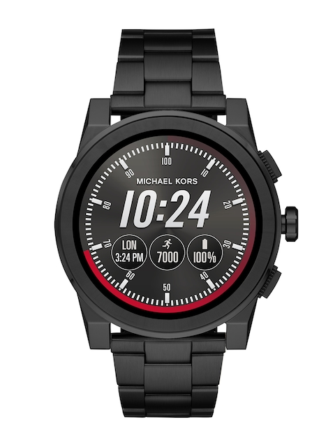 Michael Kors Access Men Black Smart Watch MKT5029