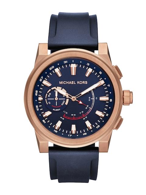 Michael Kors Access Men Navy Smart Watch MKT4012