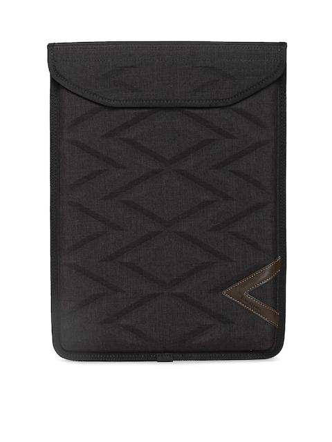 Targus Unisex Black Textured Laptop Sleeve