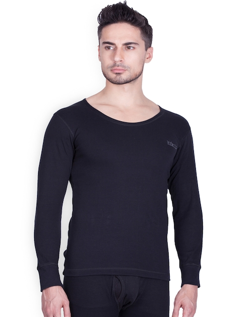 Lux Inferno Black Thermal Top