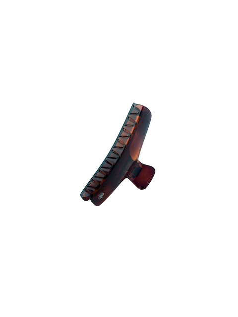 Elite Models Butterfly Hair Accessory Claw Clip - Brown